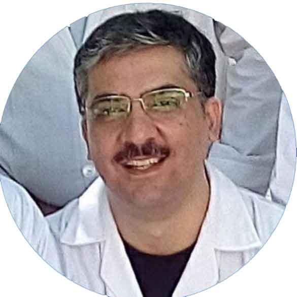 دکتر عبدالمهدی بقایی